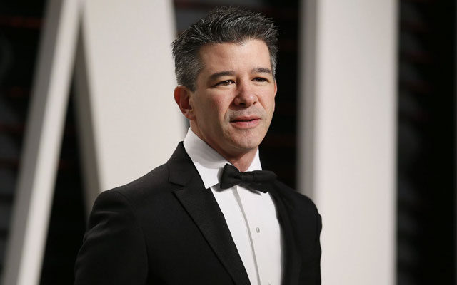 Travis Kalanick New Venture