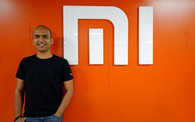 Xiaomi India VP