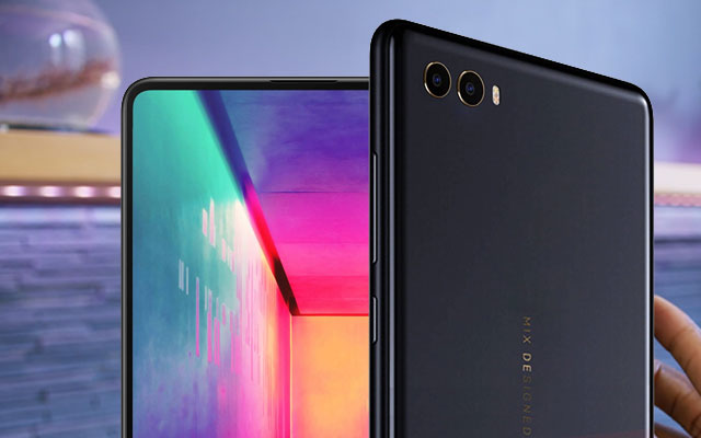 Xiaomi Mi MIX 2S Images