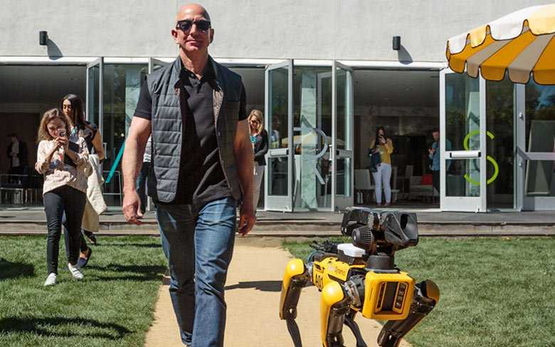 Amazon Home Robot