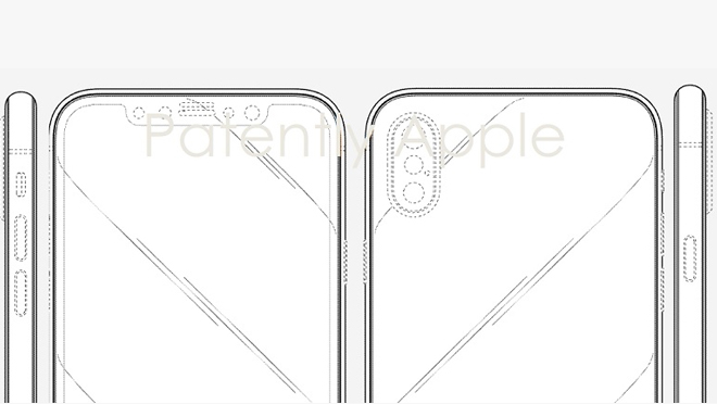 Apple Granted 55 Patents
