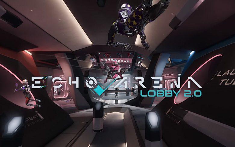Echo Arena Lobby 2.0
