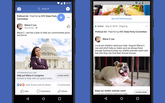 Facebook To Require Verified Identities For Political Ads