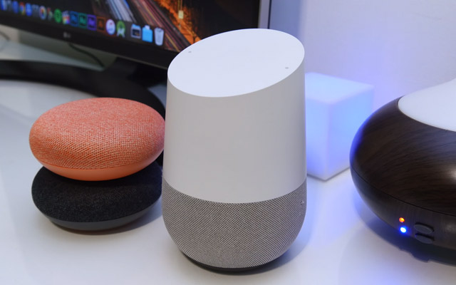 Google Home Launch