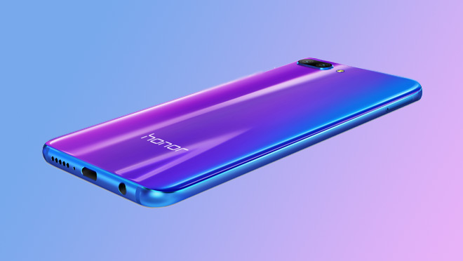 Honor 10 Design