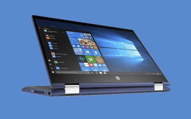 HP Pavilion PCs