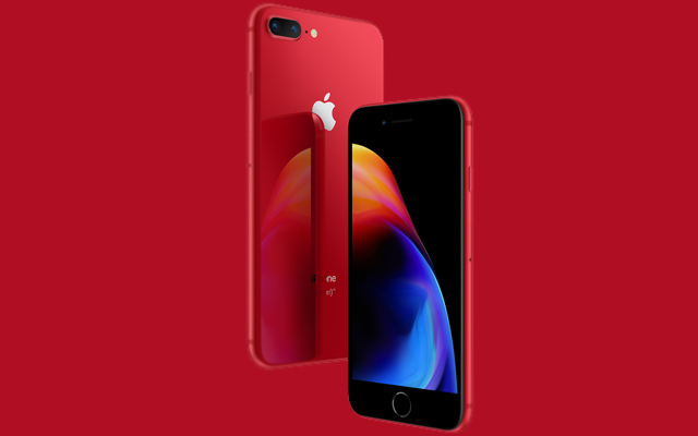 Apple Announces Iphone 8 And Iphone 8 Plus Product Red