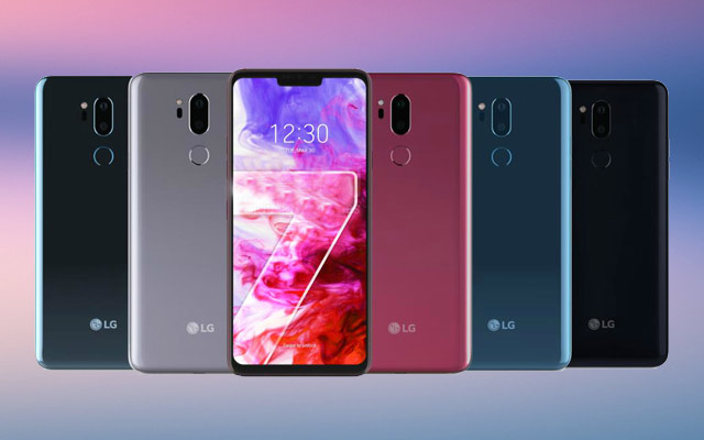 Here's our best look yet at the LG G7 ThinQ