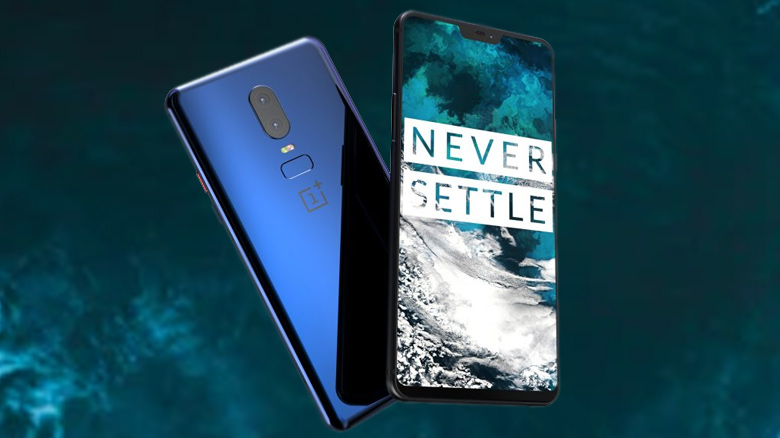 OnePlus 6 Waterproof and Dust Resistance Leaks