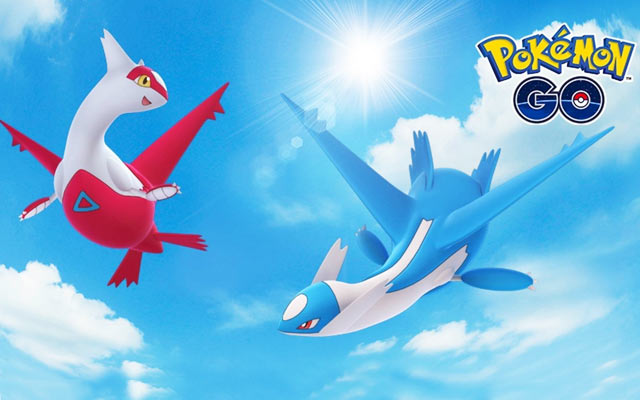 Pokemon Go Latias