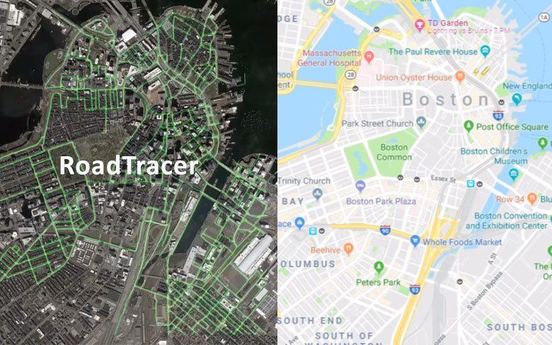 RoadTracer AI Approach
