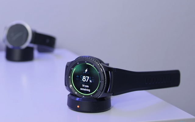 Samsung Gear S3 Update