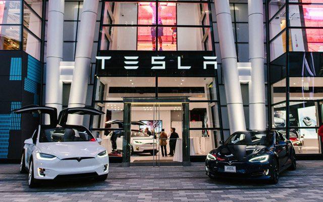 Tesla Profit