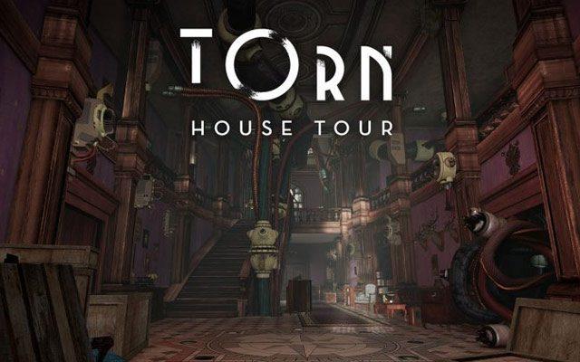Torn House Tour