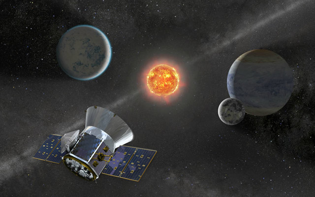 NASA television to air the launch of TESS in a mission to ...