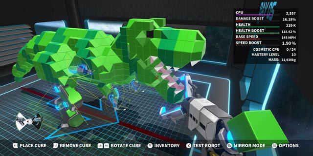 Xbox Robocraft