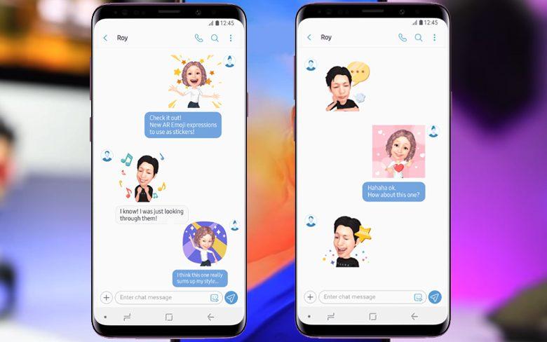AR Emoji Update