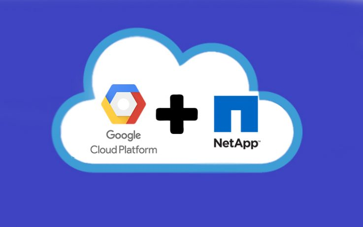 Google Cloud NetApp
