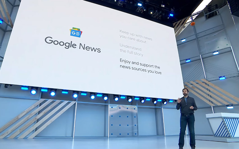 AI-powered Google News app now available on iOS App Store