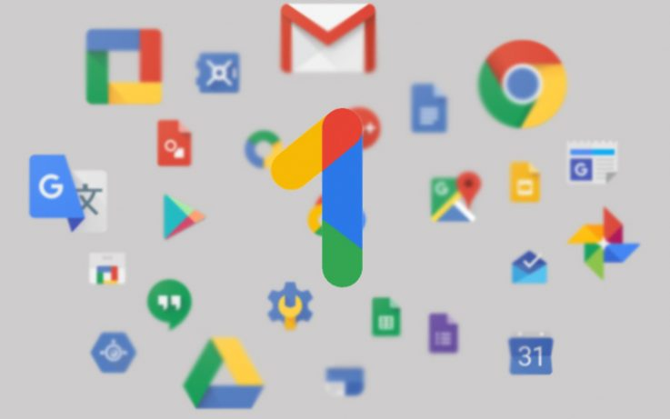 Google One gets introduced for expanded storage and extra