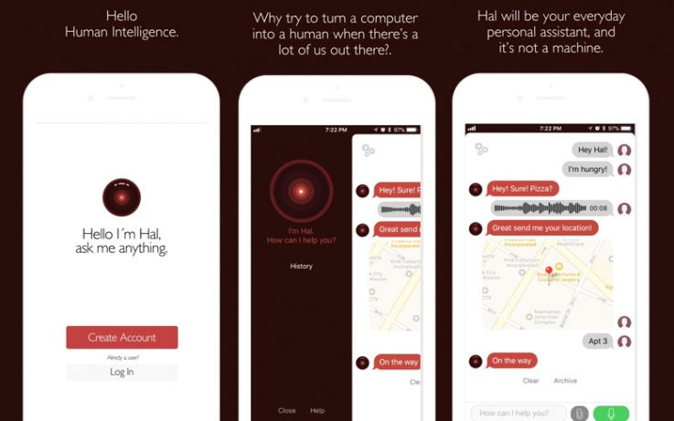 Digital assistant app Hal uses real human being to do all the work