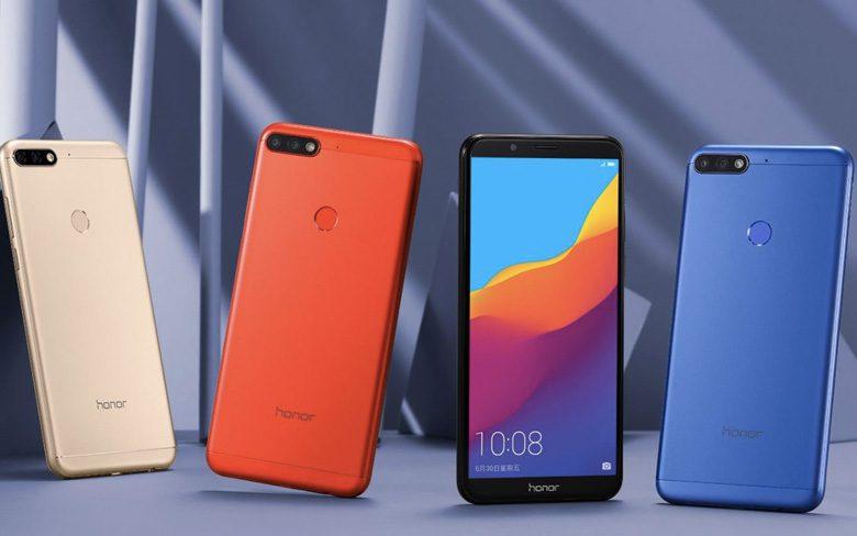 Huawei Honor 7A 7C