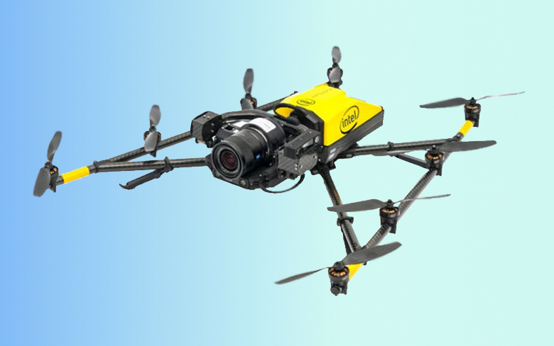 Intel Drone Software Solutions