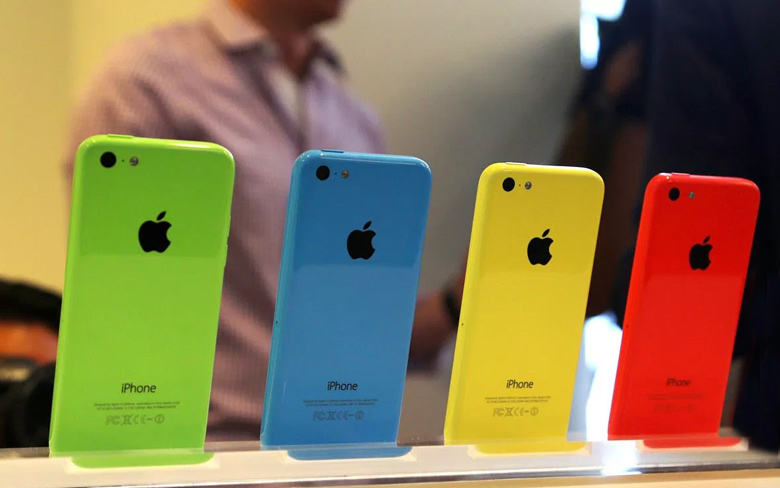 iPhone Multiple Color