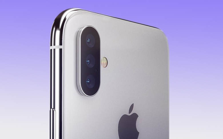 Apple may launch triple rear camera iPhone in 2019