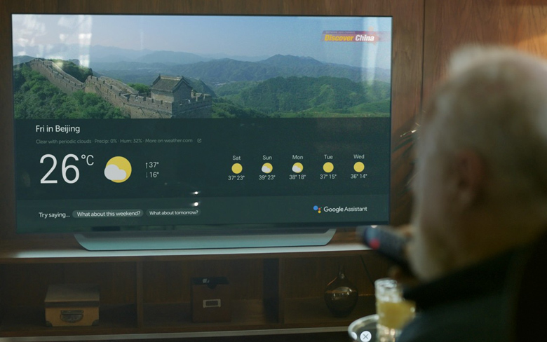 LG 2018 OLED and Super UHD TVs get Google Assistant