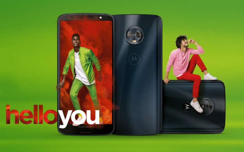 Moto G6, Moto G6 Play are heading to India on June 4