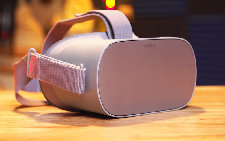 Oculus Go Launch