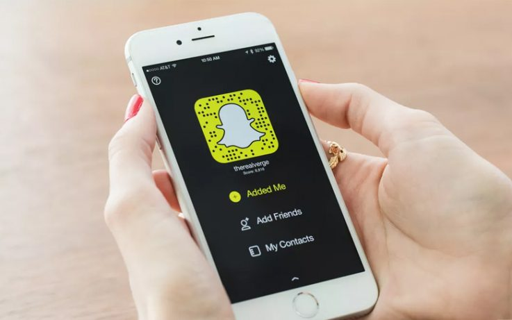 Snapchat Rolls Back Interface Changes