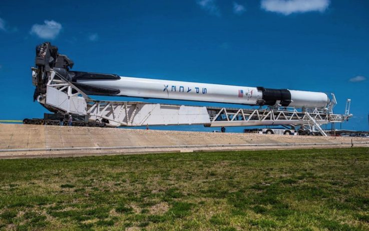 Space X to launch dual mission SES-12 satellite replacing