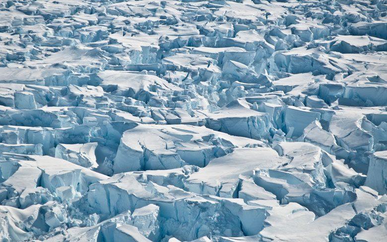 Antartica Ice Loss