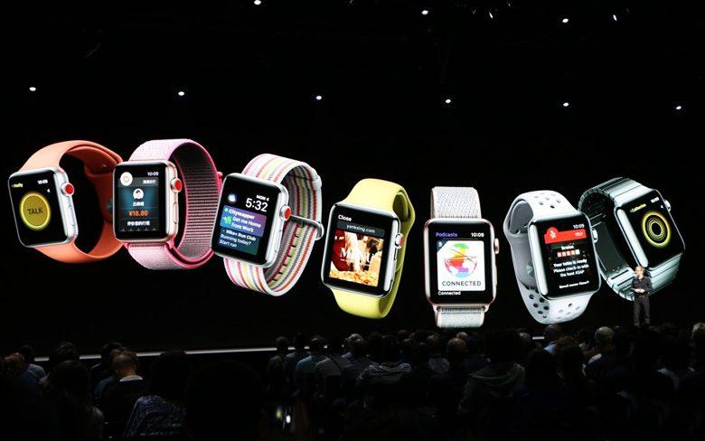 Apple watchOS 5 Beta 1