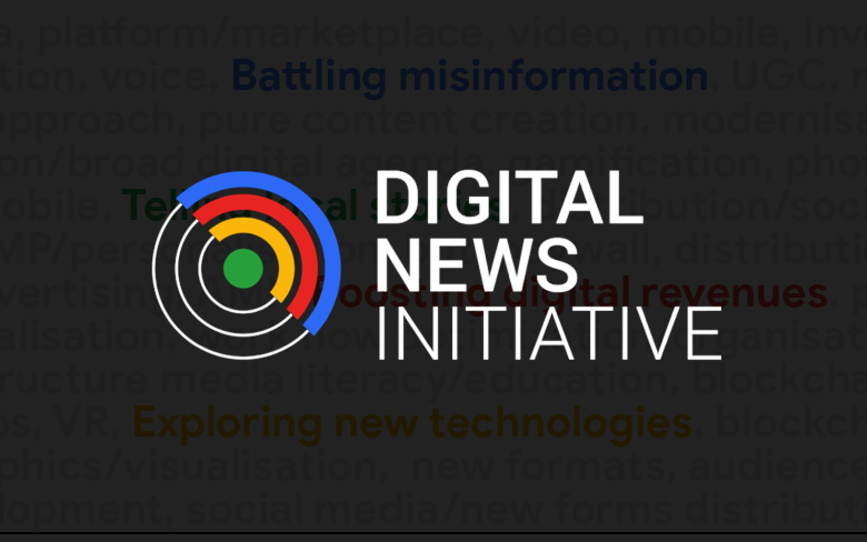 Digital News Innovation Fund