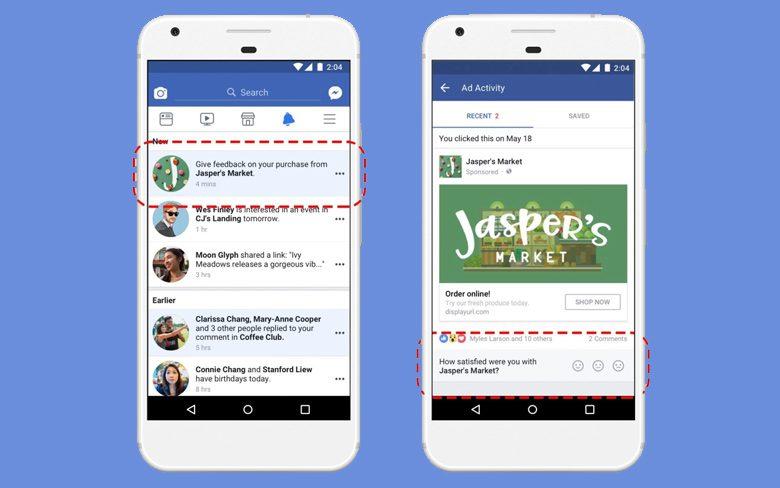 Facebook User Feedback