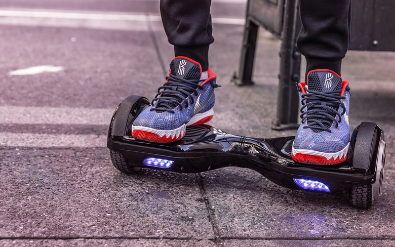 Hoverboard Go Cart