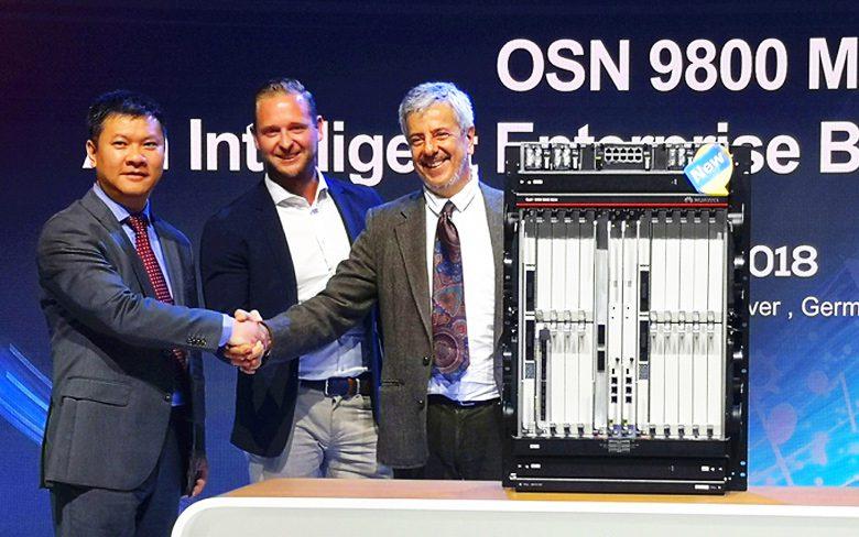 Huawei WDM OSN 9800 M24