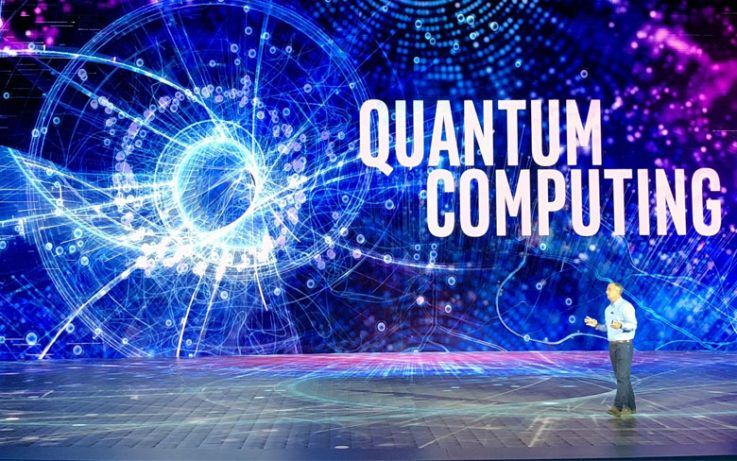 Intel Quantum Chips