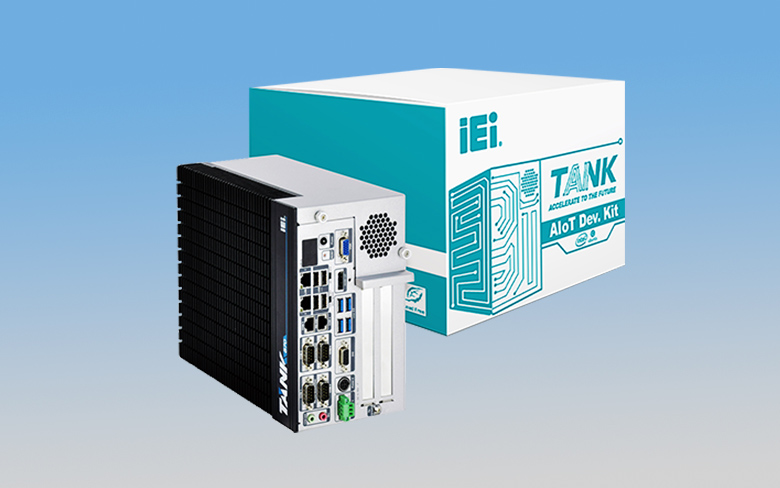 Intel Tank AIoT Developer Kit