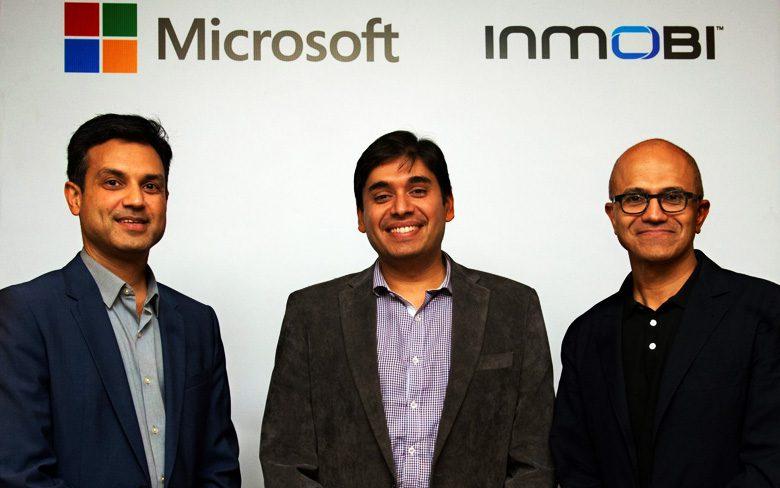 Microsoft Partners InMobi