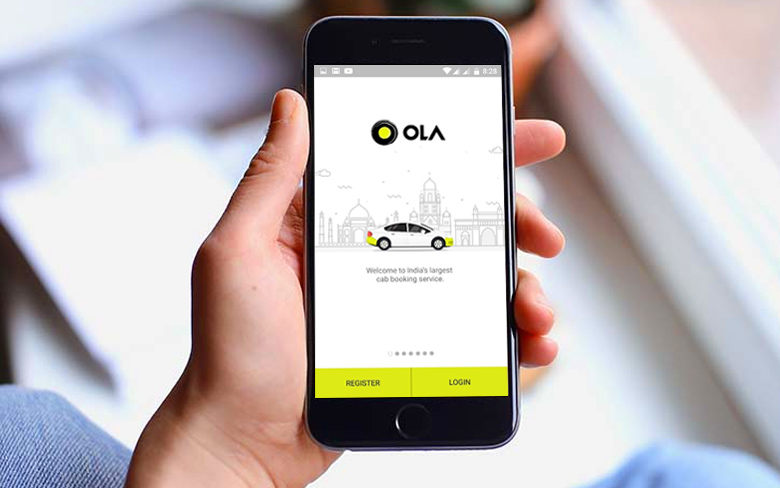 PhonePe Partners Ola