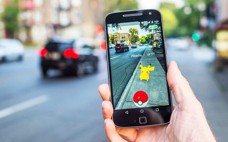 Augmented Reality & Pokémon Go