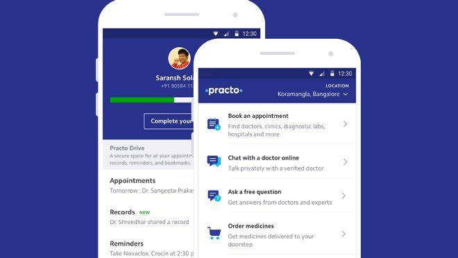 Practo App