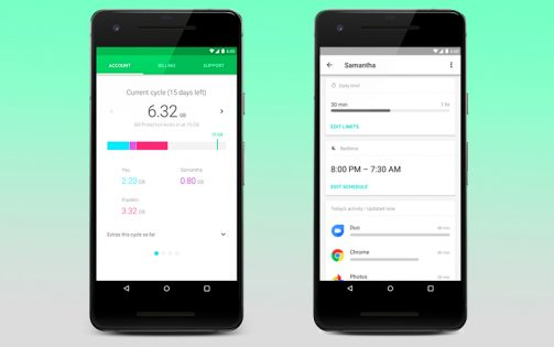 Project Fi Family Link