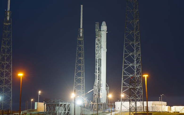 SpaceX Resupply Mission