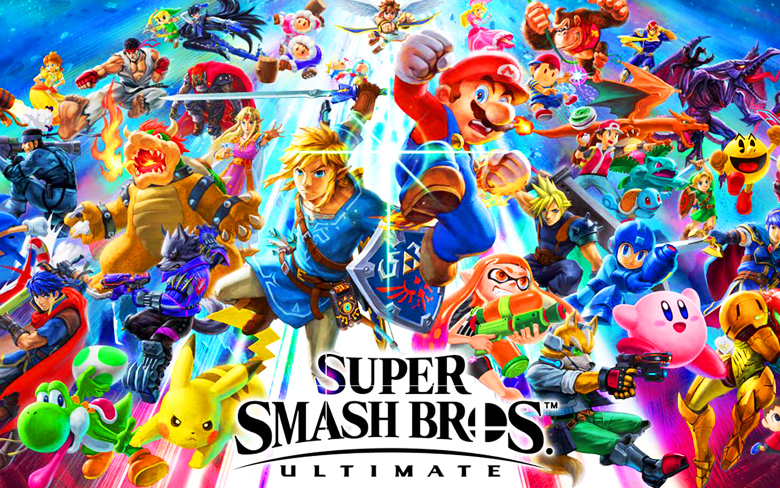 Super Smash Bros Ultimate Fighting