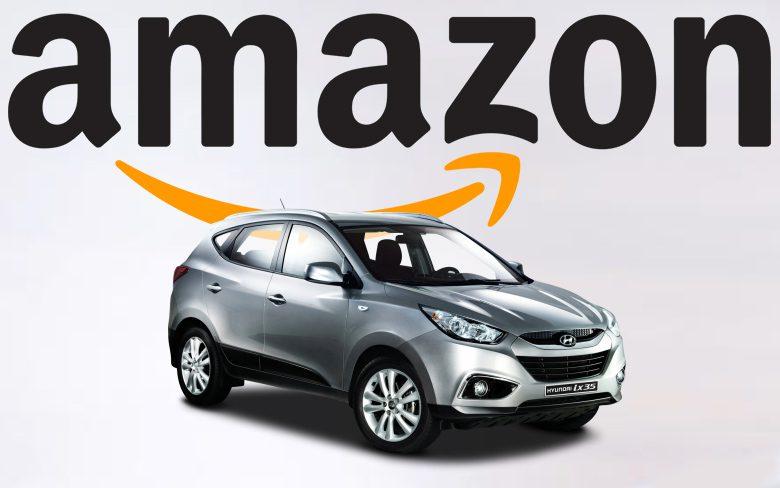 Amazon Hyundai Showroom
